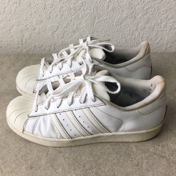 adidas Shoes   Women Superstar Size 6